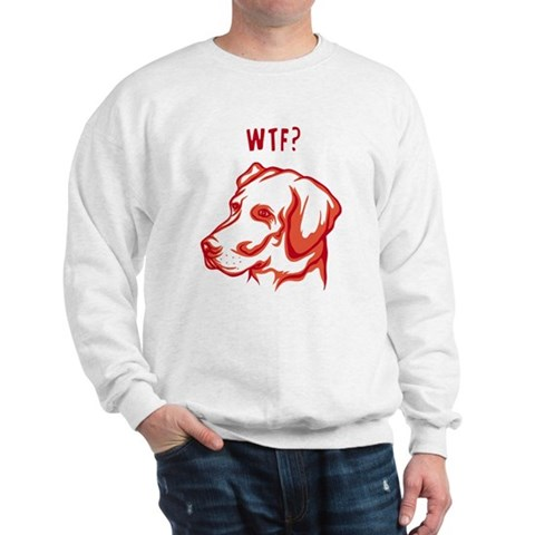 Plott Hound Humor Sweatshirt by CafePress