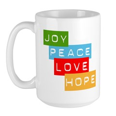 gifts peace joy love