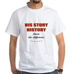 Know History T-Shirt
