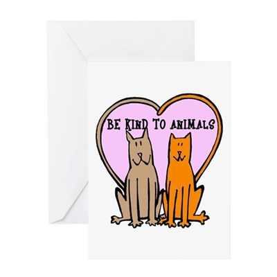 agility rocks greeting card be kind to animals greeting card - Dog Greeting Cards
