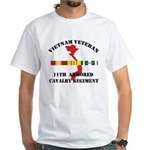 11th Cavalry Regiment T-Shirt