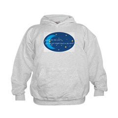 Reach for the Stars Kids Hoodie