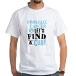 Prostate Cancer Cure T-Shirt