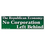 Corporate Republicans Sticker