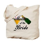 Champagne Toast Mother of the Bride Tote Bag