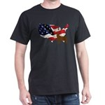 USA Proud Boykin Spaniel T-Shirt