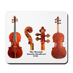 violin mouse pad