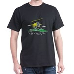 Biplane (white text) T-Shirt