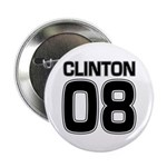Clinton 08 campaign button