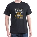 Born May Multitasking Problem Solving Tees T-Shirt