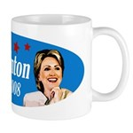 Hillary Clinton for President Coffee Mug