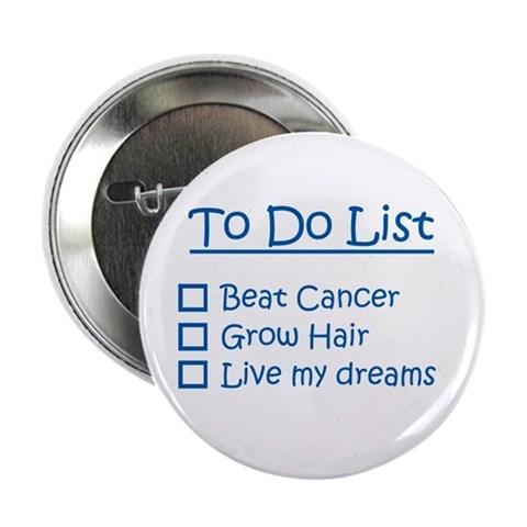 10 net profit donated to cancer research 2.25 Bu Health 2.25 Button by CafePress