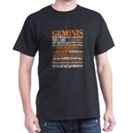 Geminis Difficult Ones To Understand Zodia T-Shirt