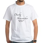 Ducky Shincracker Basic White T-Shirt