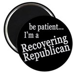Recovering Republican (Magnet)