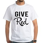 Give Red T-Shirt