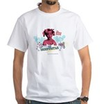 The Brady Bunch: Snooperstar Cindy White T-Shirt