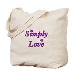 Personalized Bride Tote Bag