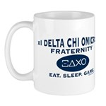Square, Triangle, X, O? No, Xi Delta Chi Omecron! If you're a Playstation or PSP gamer it's the only frat you need to join.