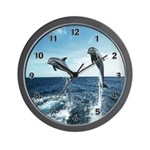 Dolphin clocks, fishing clocks and lighthouse theme clocks for your home or office
