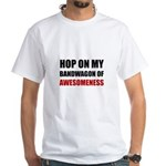 Bandwagon Of Awesomeness T-Shirt