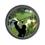 Golf Wall Clocks are personalized golf lovers gift ideas