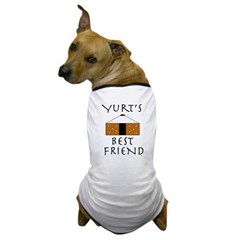 Dog Yurt T-shirt