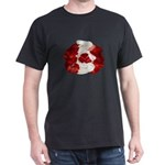 Canada Flag Ice Cream T-Shirt