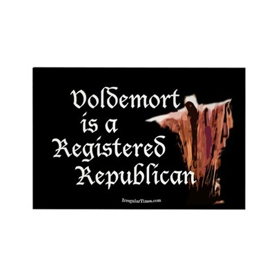 Voldemort is a Republican Magnet