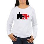 Adult Humor, Sex Love Long Sleeve T-Shirt