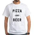 Pizza and beer T-Shirt