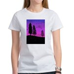 Silhouette Trees T-Shirt