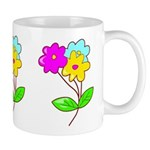 Daffodil Mug Gifts with flowers include floral theme t-shirts, fun home decor flower clocks, mugs, keepsake boxes and mousepads. Don't miss our personalized floral theme tote bags!