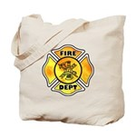 Our new Fire Maltese Tote Bag personalized for firefighters and all members of the fire department. Browse our t-shirts, mugs and great gift selection.........