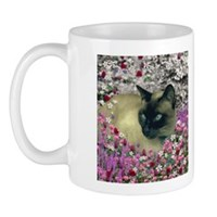 Stella in Flowers Mug