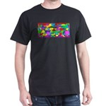 READ BETWEEN THE LINES GAY RAINBOW ART T-Shirt