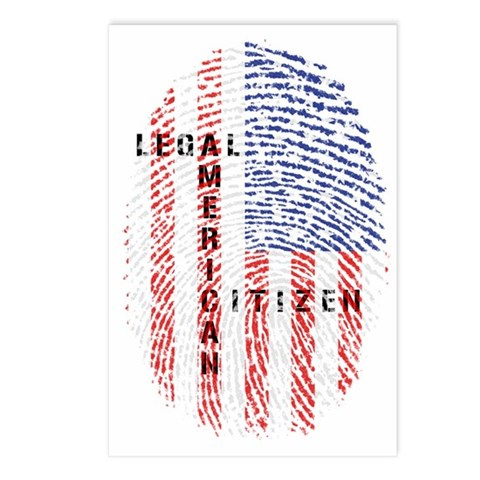 - Legal American Citizen Military Postcards Package of 8 by CafePress