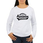Totally Awesome Grandma Long Sleeve T-Shirt