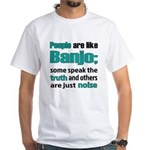 People are like Banjo Shirt