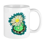 Cactus Scene Mug, matching coaster tiles, personalized clocks, t-shirts and gifts! Click to see our southwest cactus desert collection.......