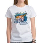 the brady bunch: the silver Women's T-Shirt