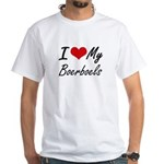 I Love my Boerboels T-Shirt