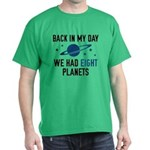 We Had Eight Planets T-Shirt