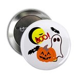 "Halloween Friends 2.25"" Button"
