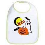 Halloween Friends Bib