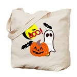Halloween Friends Tote Bag