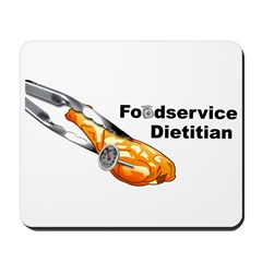 FoodService Dietitian Mousepad