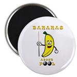 Bananas About Pool Magnets