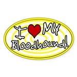 Bloodhound Stickers