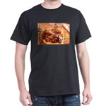 Thanksgiving dinner plate with turkey,rice T-Shirt